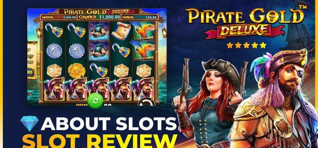 Game Slot Terbaru 2020 Pirate Gold Deluxe